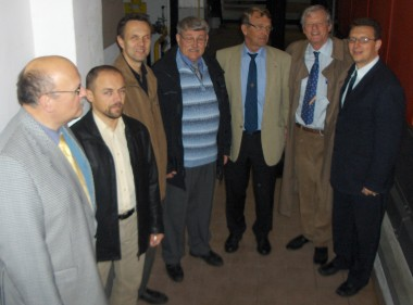 European Training Committee visiting Pliva Hrvatska d.o.o.