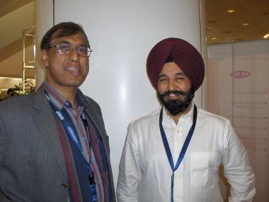 Mr. Uday Kumar and Mr. Panesar Sukhvir Singh - Norway<BR>  Speakers