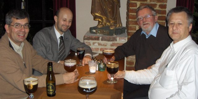 The art of tasting beer, a Must in Belgium !