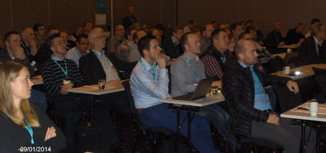 VocTrainMaint Partnership Workshop in the frame of the NFV Training Days 2014